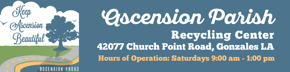 Ascension Parish - Official Website of Ascension Parish Government