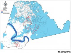 Darrow Louisiana Map.Geographic Information System Gis Division